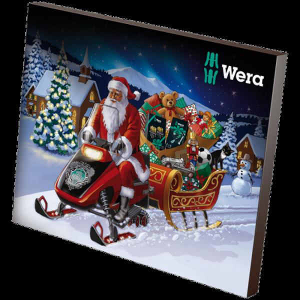 Рождественский календарь WERA 2019, 05136600001