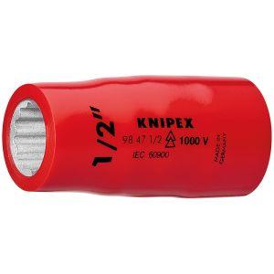 Сменные головки к торцевому ключу для винтов с шестигранной головкой KNIPEX 98 47 3/4