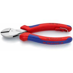Компактные кусачки боковые X-Cut KNIPEX 73 05 160T