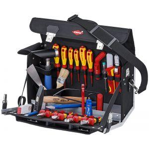 Набор инструментов в чемодане Electrical KNIPEX 00 21 02 EL