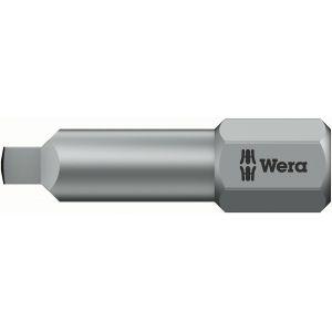 Биты #3х25 мм WERA 868/1 BTZ с внутренним квадратом 066447