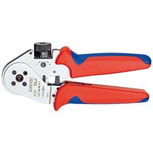 Инструмент для опрессовки точеных контактов KNIPEX 97 52 63