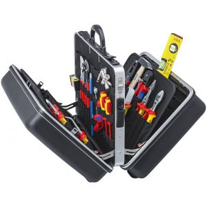 Набор инструментов в чемодане BIGTwin Elektro KNIPEX 00 21 40