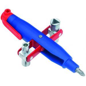 Штифтовой ключ для электрошкафов KNIPEX 00 11 07