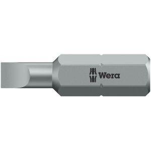 Биты 0,5х3х25 мм WERA 800/1 Z 056200