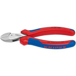 Фото Компактные кусачки боковые X-Cut KNIPEX 73 05 160  Кусачки боковые в интернет магазине Profi-Tools
