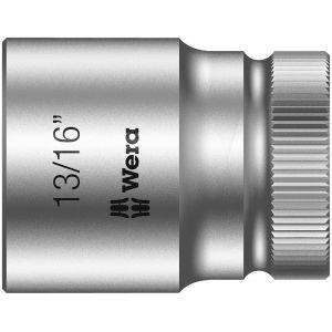 "8790 HMC Торцевая головка Zyklop c 1/2"" 13/16""х37 мм WERA 003627"