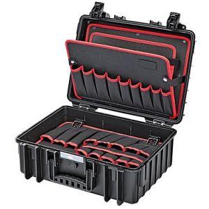 """Инструментальный чемодан """"Robust"""" пустой KNIPEX Портфели и чемоданы для инструментов"""