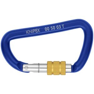 Карабины KNIPEX 00 50 03T BK