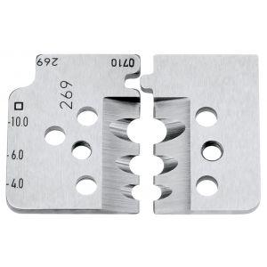 1 пара запасных ножей для 12 12 12 KNIPEX 12 19 12