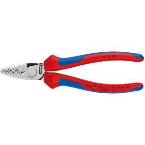 Инструмент для обжима контактных гильз KNIPEX 97 72 180