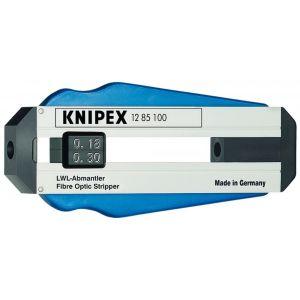 Инструмент для снятия изоляции с оптоволоконных кабелей KNIPEX 12 85 100 SB