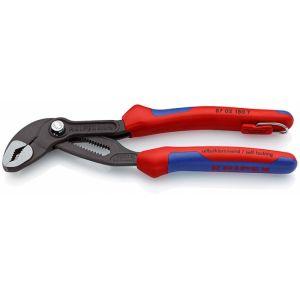 Высокотехнологичные сантехнические клещи Cobra®, 180 мм, KNIPEX 87 02 180T