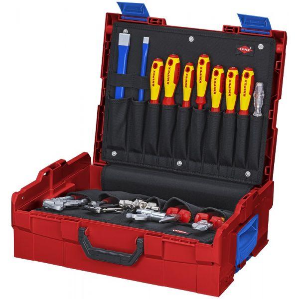 Набор инструментов L-BOXX® Сантехника KNIPEX 00 21 19 LBS